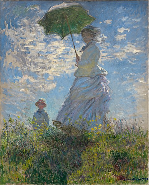 482px-Claude_Monet_-_Woman_with_a_Parasol_-_Madame_Monet_and_Her_Son_-_Google_Art_Project.jpg