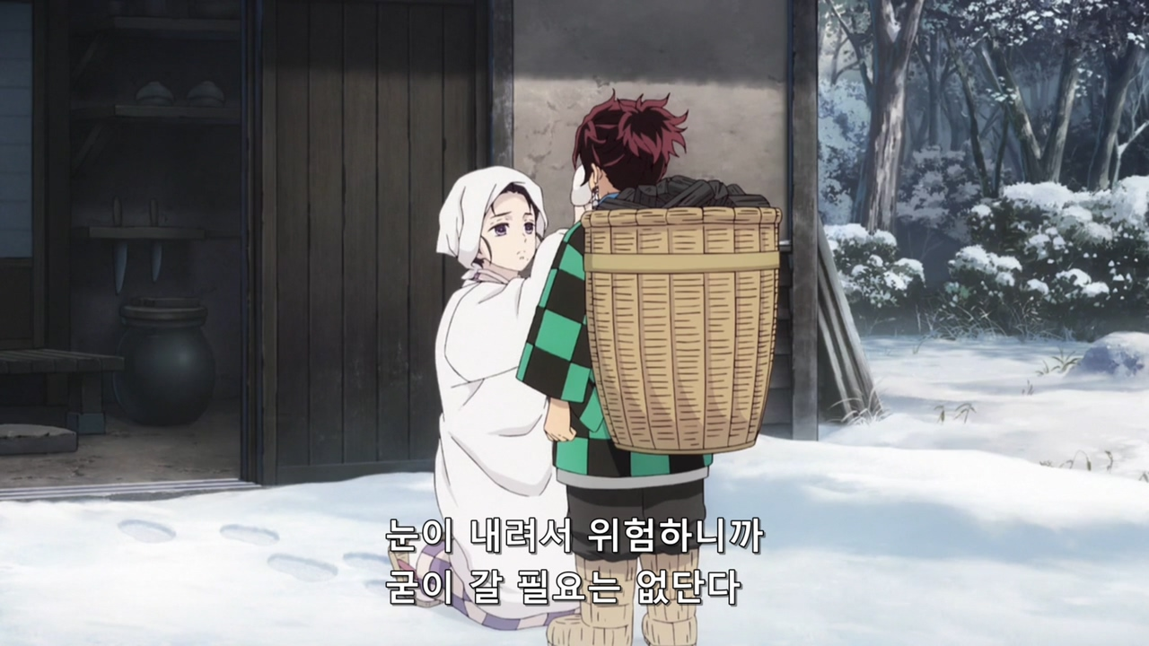 [Ohys-Raws] Kimetsu no Yaiba - 01 (BS11 1280x720 x264 AAC).mp4_20190919_235604.832.jpg
