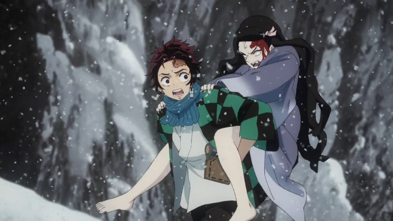 [Ohys-Raws] Kimetsu no Yaiba - 01 (BS11 1280x720 x264 AAC).mp4_20190920_003358.591.jpg