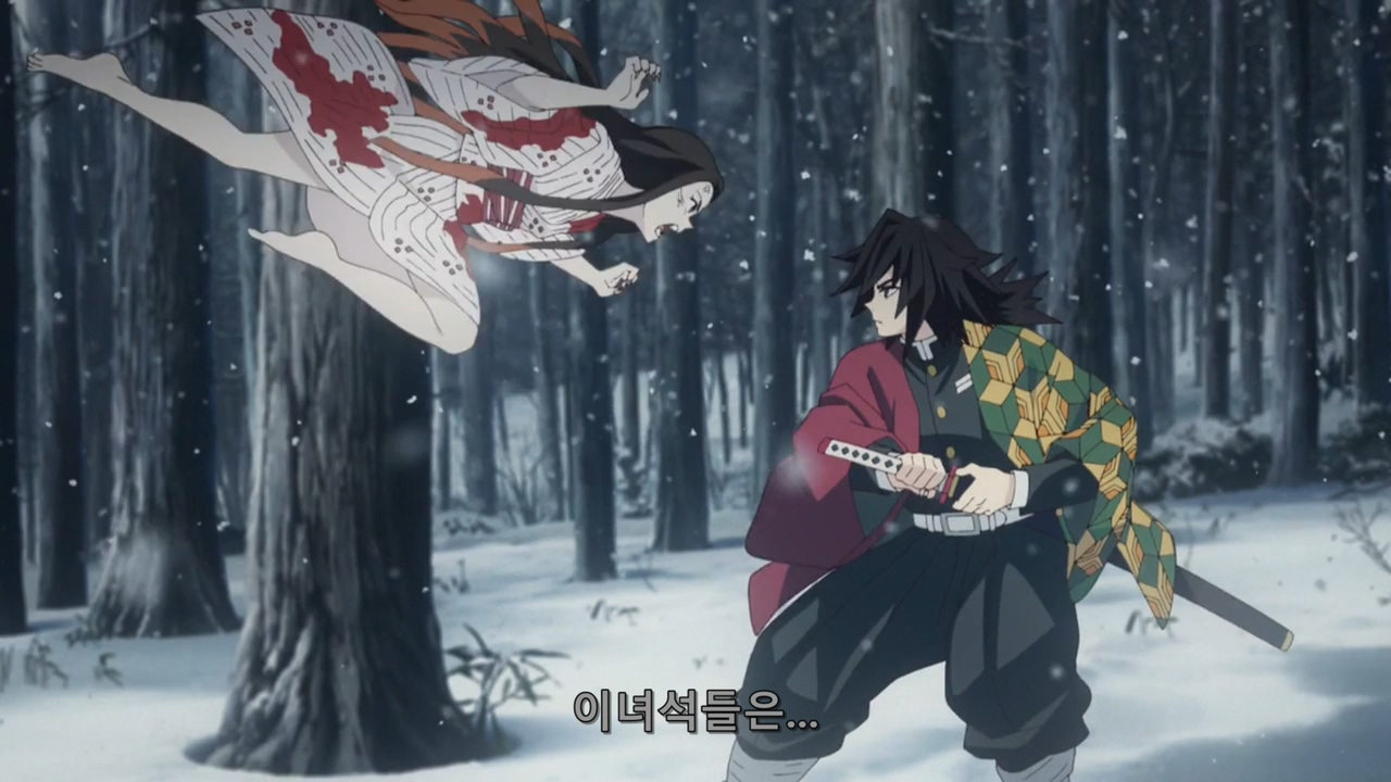 [Ohys-Raws] Kimetsu no Yaiba - 01 (BS11 1280x720 x264 AAC).mp4_20190920_011506.599.jpg
