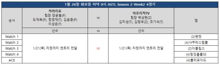 ASL 팀리그 시즌2 풀리그 2주차 4경기.jpg