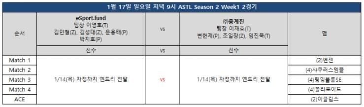 ASL 팀리그 시즌2 풀리그 1주차 2경기.jpg