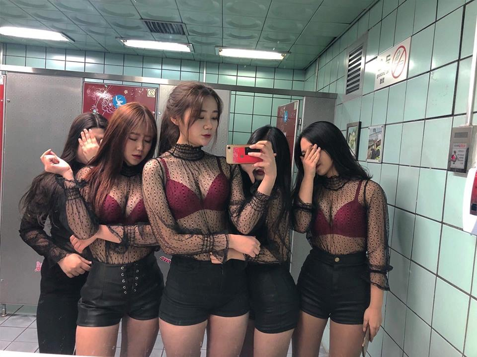 고딩 댄스팀 Pinterest